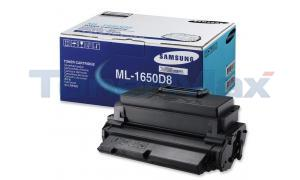 SAMSUNG 1650 1651 TONER CARTRIDGE BLACK (ML-1650D8)