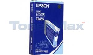 EPSON PRO 7600 9600 INK LIGHT CYAN 110ML (T545500)