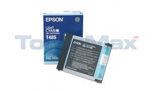 EPSON STYLUS PRO 7500 INK LIGHT CYAN 110ML (T485011)