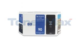 HP DESIGNJET 4000 NO 90 INK BLACK 400ML (C5058A)
