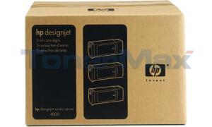 HP DESIGNJET 4000 INK CARTRIDGE YELLOW (C5085A)