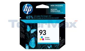 HP NO 93 INK TRI-COLOR (C9361WN)