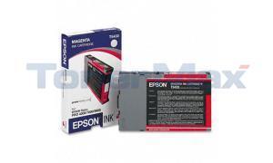 EPSON STYLUS PRO 4000 7600 9600 INK CART MAGENTA 110ML (T543300)