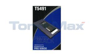 EPSON STYLUS PRO 10600 ULTRACHROME INK CART BLACK 500ML (T549100)