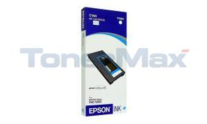 EPSON STYLUS PRO 10600 ULTRACHROME INK CART CYAN 500ML (T549200)