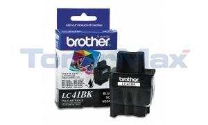 BROTHER MFC 210C INK BLACK (LC41BK)