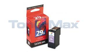 LEXMARK Z845 NO. 29A PRINT CART TRI-COLOR (18C1529)