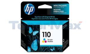 HP NO 110 INK TRI-COLOR (CB304AN)