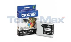 BROTHER DCP-130C INK CARTRIDGE BLACK HY (LC51HYBK)