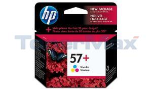 HP NO 57 PLUS VIVERA INK CART TRICOLOR (CB278AN)