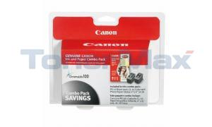 CANON PG-40/CL-41 INK AND PAPER COMBO PACK (0615B009)