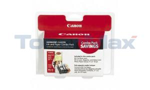 CANON BCI-3/6 INK CARTRIDGES CMYK (4479A292)