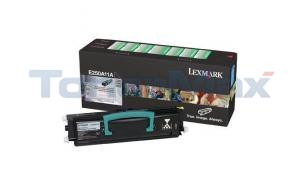 LEXMARK E350D TONER CARTRIDGE BLACK RP 3.5K (E250A11A)