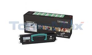 LEXMARK E352 TONER CARTRIDGE BLACK RP 9K (E352H11A)