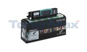 LEXMARK E450 TONER CARTRIDGE BLACK RP 6K (E450A11A)