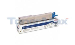 OKI C3400N SERIES TONER CARTRIDGE BLACK 2.5K (43459304)