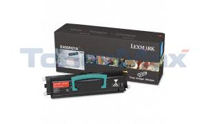 LEXMARK E450 TONER CARTRIDGE BLACK 11K (E450H21A)