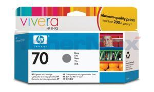 HP DESIGNJET Z3100 NO 70 INK GRAY 130ML (C9450A)