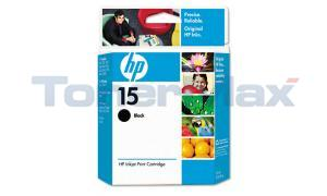 HP DESKJET 3820 810C INK BLACK (C6615DN)
