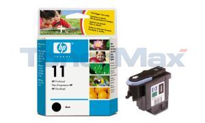 HP NO 11 PRINTHEAD BLACK (C4810A)