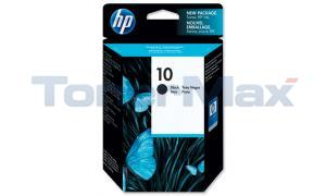 HP NO 10 INK BLACK 69ML (C4844A)
