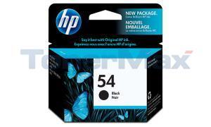 HP OFFICEJET J3680 NO 54 INK BLACK (CB334AN)