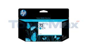 HP NO 72 INK CYAN 130ML (C9371A)