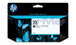HP NO 72 INK MATTE BLACK 130ML (C9403A)