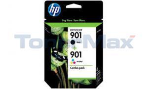 HP 901 INK CARTRIDGE CMYK COMBO PACK (CN069FN)