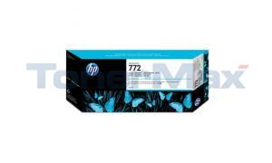 HP 772 DESIGNJET INK CARTRIDGE PHOTO BLACK 300ML (CN633A)
