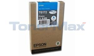 EPSON B-500DN INK CARTRIDGE CYAN HY (T617200)