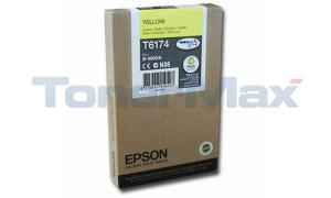 EPSON B-500DN INK CARTRIDGE YELLOW HY (T617400)