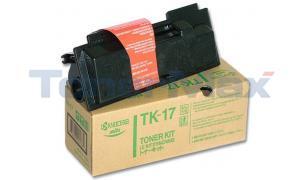 KYOCERA MITA FS-1000 SERIES TONER BLACK (TK-17)