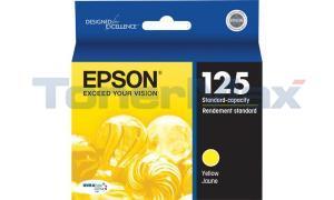 EPSON STYLUS NX625 INK CARTRIDGE YELLOW (T125420)