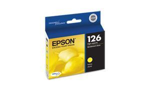 EPSON STYLUS WORKFORCE 630 INK CART YELLOW HY (T126420)