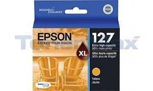 EPSON STYLUS NX625 INK CARTRIDGE YELLOW XHY (T127420)