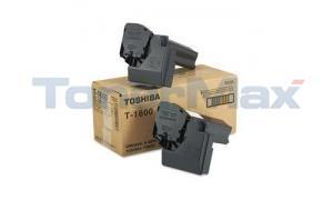 TOSHIBA DP1600 E-STUDIO 16 TONER BLACK (T-1600)