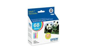 EPSON 68 STYLUS CX5000 MULTI-PACK CMY HY (T068520)