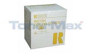 RICOH AFICIO 6010 TYPE L1 TONER YELLOW (887896)
