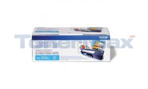 BROTHER HL-4150CDN TONER CARTRIDGE CYAN (TN-310C)