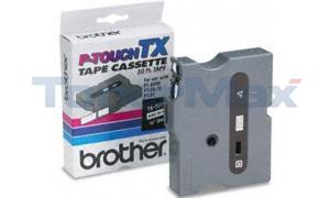 BROTHER PT-8000 P-TOUCH TAPE (1/4 X 50) (TX-2111)