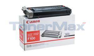 CANON F100 TONER CARTRIDGE BLACK (1489A002)