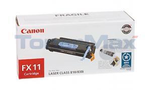 CANON LC810 LC830I FX-11 TONER BLACK (1153B001)