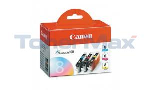 CANON PIXMA IP6600D CLI-8 INK TANK TRI-COLOR (0621B016)