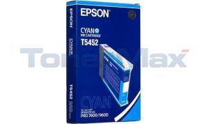 EPSON PRO 7600 9600 INK CYAN 110ML (T545200)