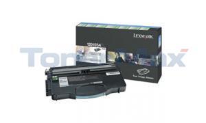 LEXMARK E120N RP TONER CART BLACK (12015SA)