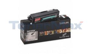 LEXMARK E230 PRINT CARTRIDGE BLACK (24035SA)