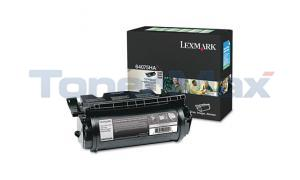 LEXMARK T644 RP PRINT CARTRIDGE 21K (64075HA)
