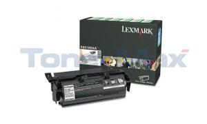 LEXMARK X651DE RP PRINT CARTRIDGE FOR LABEL APPS 25K (X651H04A)