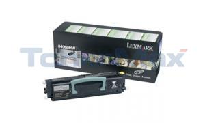 LEXMARK X850E RP TONER CARTRIDGE BLACK HY TAA (34060HW)